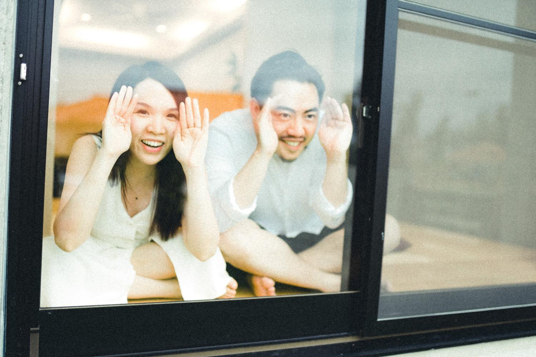 有生活感的日本底片風格情侶寫真, 沖繩