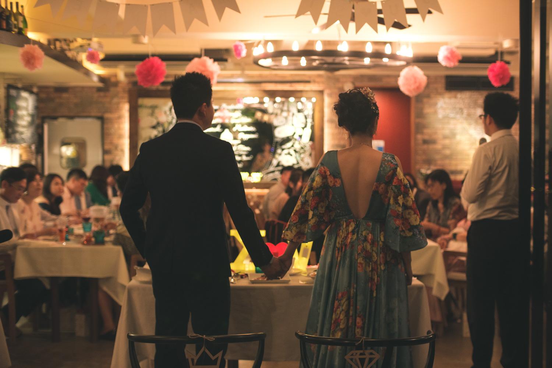 沖繩婚禮後晚宴