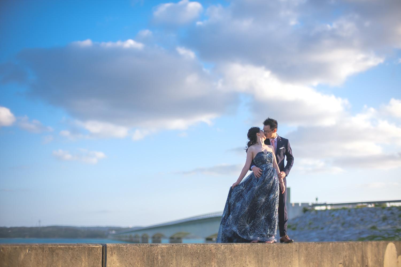 沖繩婚紗, 福木及古宇利大橋