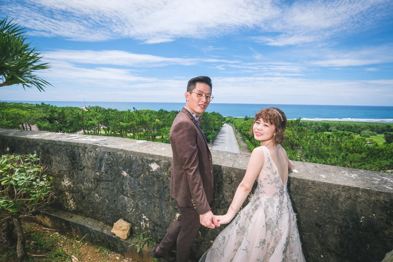 沖繩本島秘境婚紗