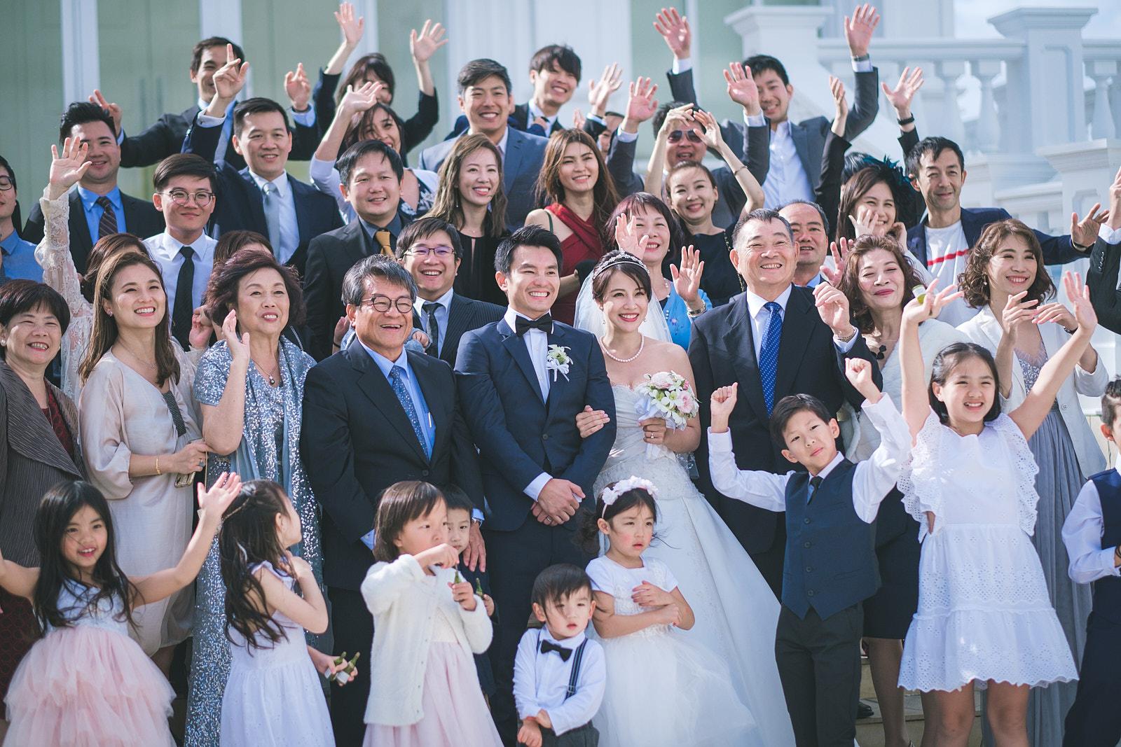 沖繩海外婚禮、迎娶闖關拍攝紀錄